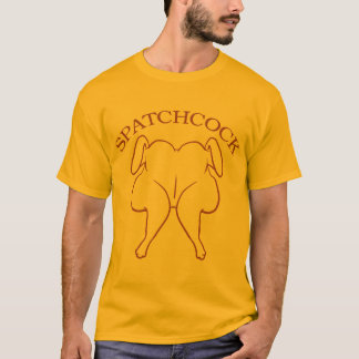 Spatchcock Chicken T-Shirt