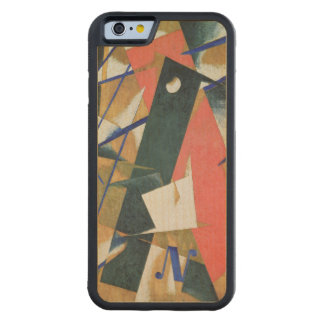 Spatial Force Construction, 1921 Carved Maple iPhone 6 Bumper Case