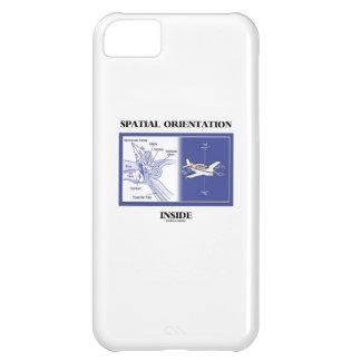 Spatial Orientation Inside Ear Anatomy Plane Case For iPhone 5C