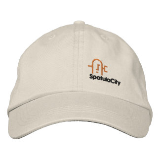 Spatula City Adjustable Hat Baseball Cap