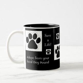 Spay/Neuter/Rescue Mug