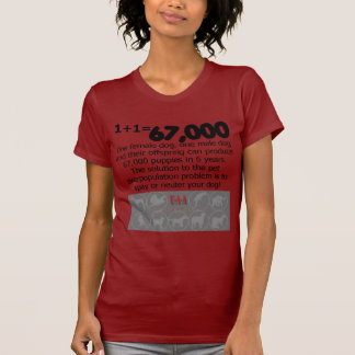 spay neuter your pets T-Shirt