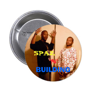 SPAZ CO. BUTTONS