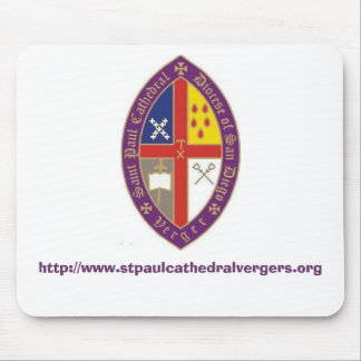 SPC Verger Mouse Pad