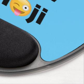 Speak Fluent Emoji Gel Mouse Pad