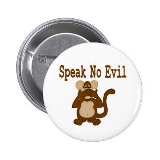 Speak No Evil Button
