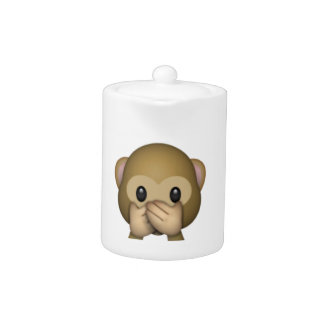 Speak No Evil Monkey - Emoji