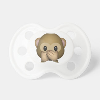 Speak No Evil Monkey - Emoji Dummy