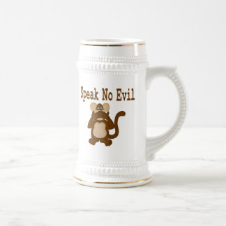 Speak No Evil Mug