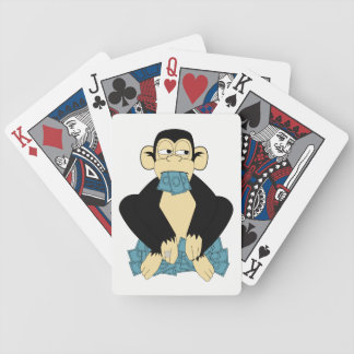 Speak No Evil Playing Cards