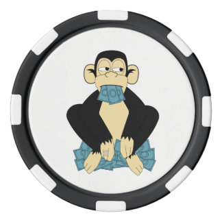 Speak no Evil Poker Chips