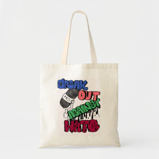 Speak Out Against Hate Tote