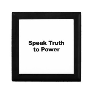 Speak Truth To Power Gift Box