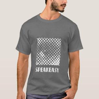 Speakeasy Club Logo London Speakeasy Club T-Shirt