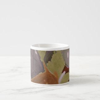 Speakeasy design espresso cup