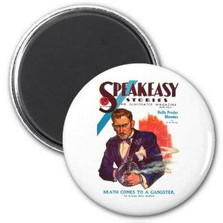 Speakeasy Magnet