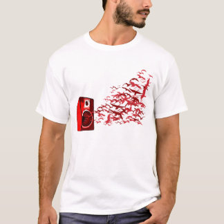 Speaker Birds T-Shirt