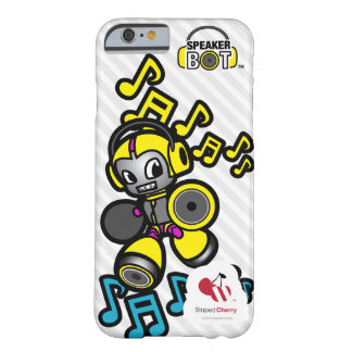 Speaker Bot - Phone Case for iPhone 6 Barely There iPhone 6 Case
