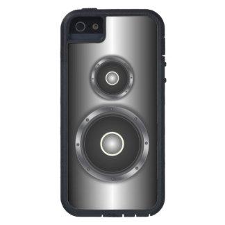 Speaker by rafi talby iPhone 5 case