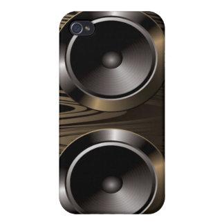 Speaker iPhone 4/4S Case