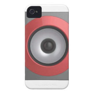Speaker iPhone 4 Case-Mate Case