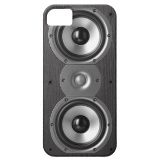 Speaker iPhone 5 Case Mate