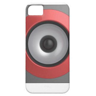 Speaker iPhone 5 Cover