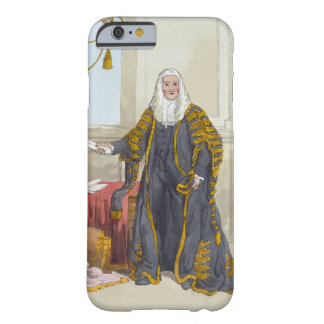Speaker of the House of Commons, from 'Costume of Barely There iPhone 6 Case