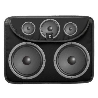 Speaker Sound System Sleeve For MacBook Pro