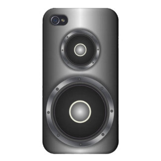 Speaker tec_02 by rafi talby covers for iPhone 4