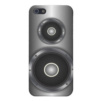 Speaker tec_02 by rafi talby iPhone 5 case