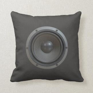 Speaker Throw Pillow