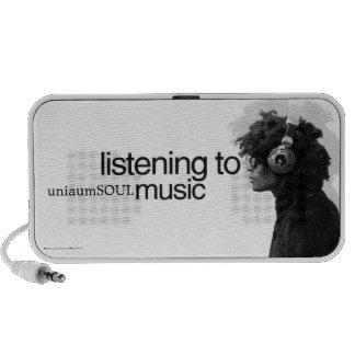 SPEAKER uniaumSOUL music