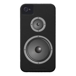 Speakers Case-Mate iPhone 4 Cases