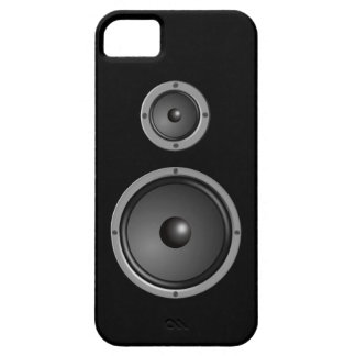 Speakers iPhone 5 Cover