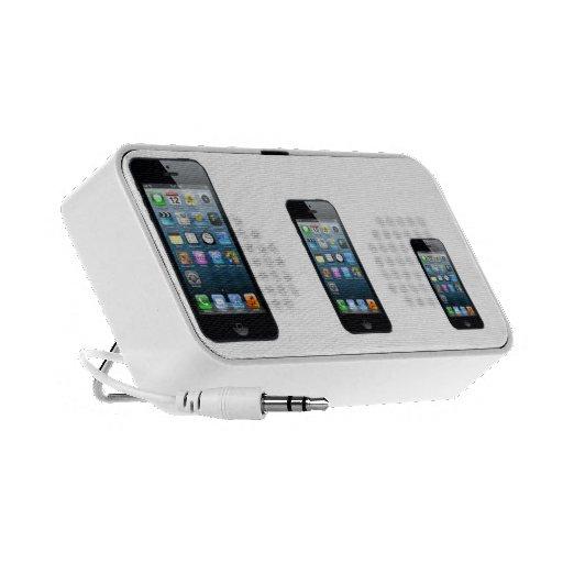 Speakers Iphone Design
