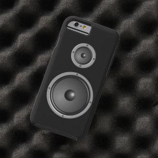 Speakers Tough iPhone 6 Case