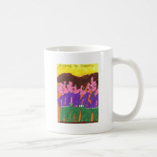 Speaking in Tongues Basic White Mug