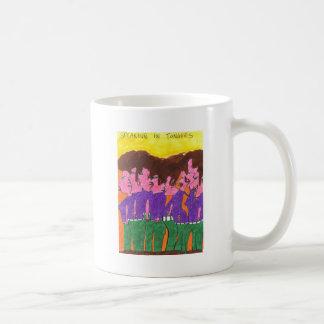 Speaking in Tongues Coffee Mugs