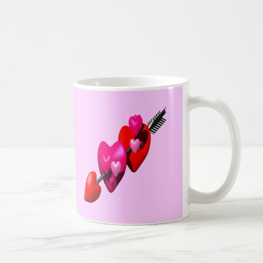 Spear My Heart T-shirts and Gifts Coffee Mugs