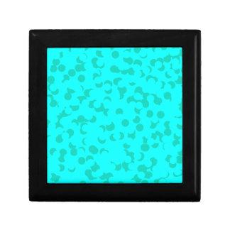 Spearmint Confetti Gift Box