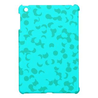 Spearmint Confetti iPad Mini Cover