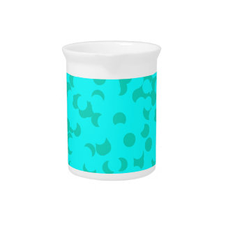 Spearmint Confetti Pitcher