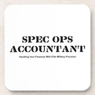 Spec Ops Accountant Coaster