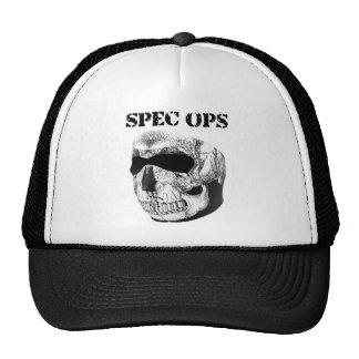 Spec Ops Face Mask Trucker Hat