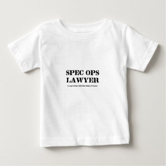 Spec Ops Lawyer - Defense Baby T-Shirt