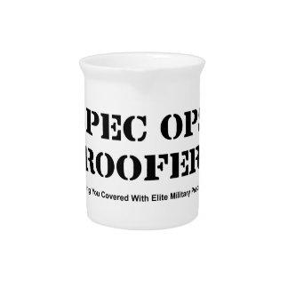 Spec Ops Roofer Pitcher