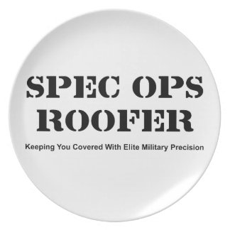 Spec Ops Roofer Plate