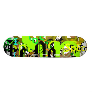 SpEc. OpS. Custom Skateboard