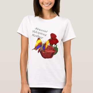 Special Adoptive Mother Mothers Day Gifts T-Shirt